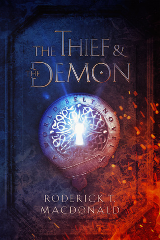 Image result for the thief and the demon book