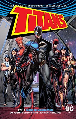 Titans Vol. 2: Made In Manhattan