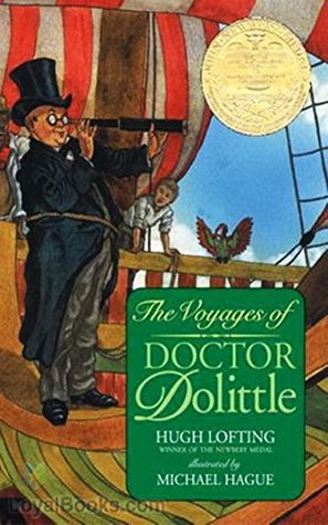 The Voyages of Doctor Dolittle - Hugh Lofting - [Classics Of World Literature] - (ANNOTATED)