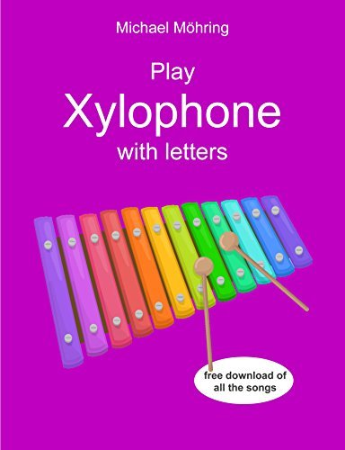 Play Xylophone with letters