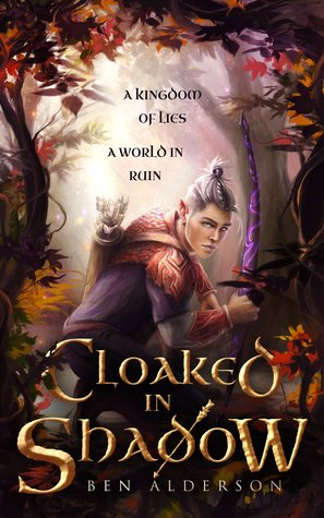 Cloaked in Shadow (The Dragori #1)