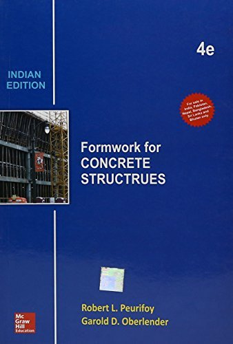 Formwork Of Concrete Structures