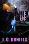 Haunted Blade (Colbana Files #6)
