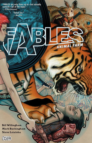 Fables, Vol. 2: Animal Farm (Paperback)