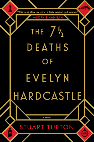 Image result for the seven and a half deaths of evelyn hardcastle