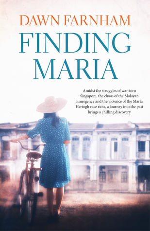 Finding Maria by Dawn Farnham