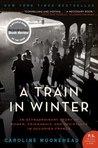 A Train in Winter...