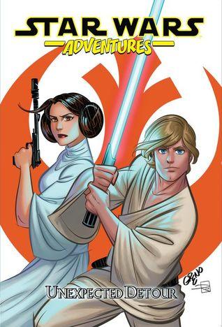 Unexpected Detour: Star Wars Adventures Vol. 2