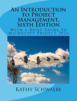 An introduction to project management by kathy schwalbe fandeluxe Image collections