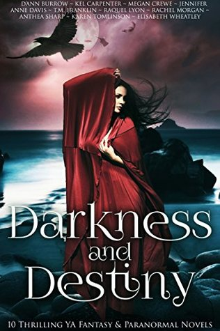 Darkness And Destiny: 10 Thriling YA Fantasy And Paranormal Novels