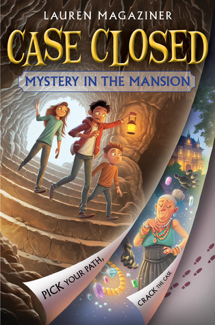 Mystery in the Mansion (Case Closed #1)