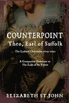 Counterpoint: Theo, Earl of Suffolk (The Lydiard Chronicles)