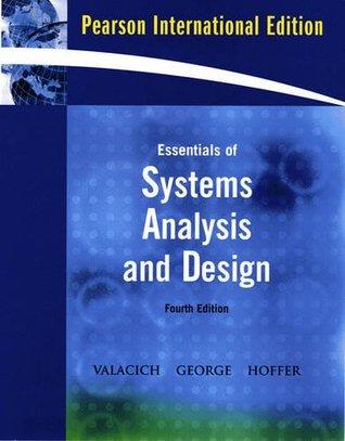 Essentials of System Analysis and Design: International Edition