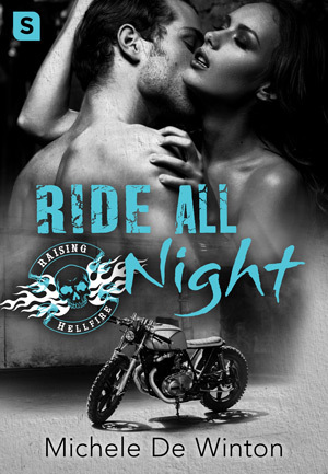 Ride All Night by Michele de Winton