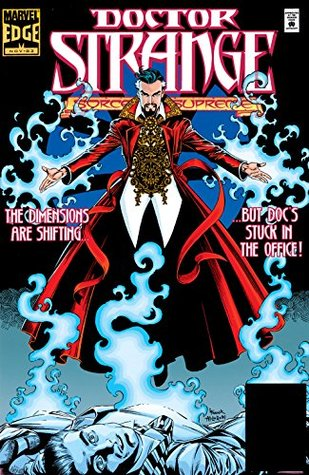 Doctor Strange: Sorcerer Supreme #83