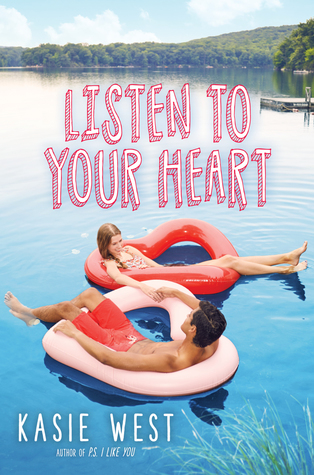3 Reasons To Read… Listen to Your Heart by Kasie West