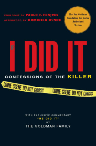 If I Did It by O.J. Simpson