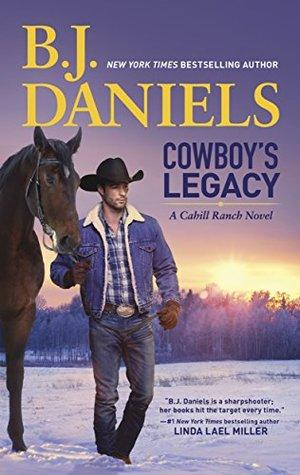Cowboy's Legacy (The Montana Cahills, #3)