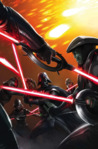 Legacy's End (Star Wars: Darth Vader: Dark Lord of the Sith, #2)