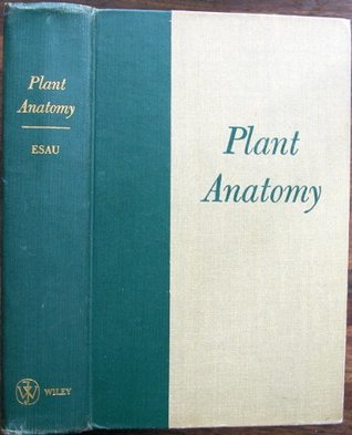 Plant Anatomy Book