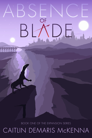 Absence of Blade by Caitlin Demaris McKenna