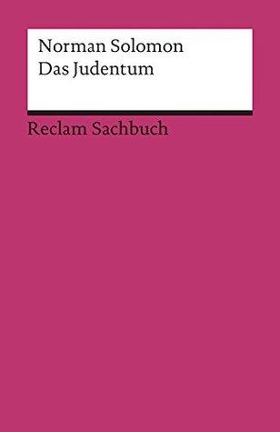 Judentum: Reclam Sachbuch