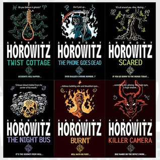 The Complete Horrowitz Horror Shorts Boxed Set