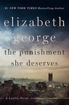 The Punishment She Deserves (Inspector Lynley #20) by Elizabeth  George