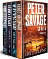 The Peter Savage Novels Boxed Set: (Books 1-4)