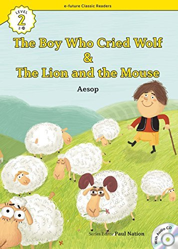 The Boy Who Cried Wolf & The Lion and the Mouse (Level2 Book 24)