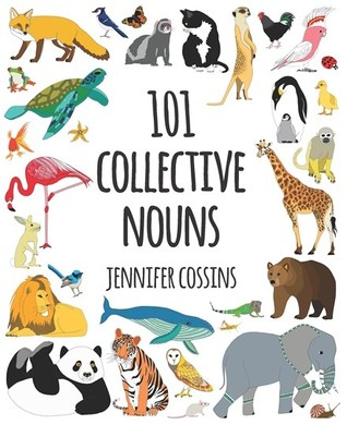 101 Collective Nouns PDF FB2 por Jennifer Cossins