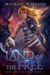 Land of the Free (Mystical Slayers #1)