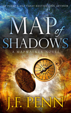 Map of Shadows (Mapwalker, #1)