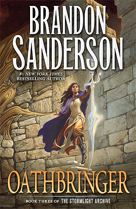 Oathbringer by Brandon Sanderson