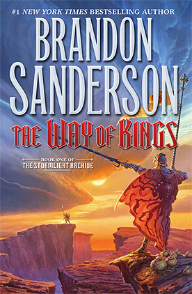 Brandon Sanderson: The Stormlight Archive Series