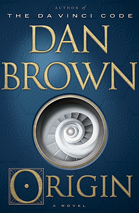 Origin by Dan Brown