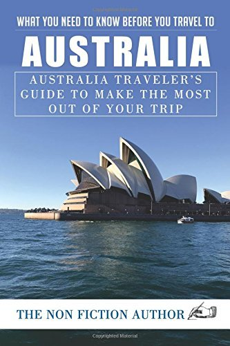 What You Need to Know Before You Travel to Australia: Australia Traveler's Guide to Make the Most Out of Your Trip