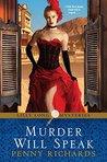 Murder Will Speak (Lilly Long #3)