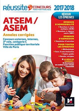 Réussite Concours ATSEM/ASEM - Sujets inédits & annales corrigées - Concours 2017 Nº84