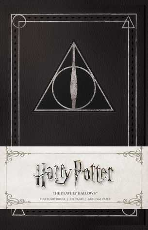 Harry Potter: The Deathly Hallows Ruled Notebook por Anonymous