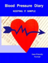 Blood Pressure Diary by Renee' La Viness