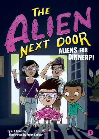 #2: Aliens for Dinner?!