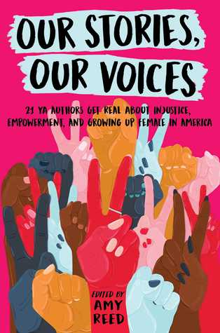 Our Stories, Our Voices by Amy Reed
