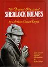 The Original Illustrated Sherlock Holmes (Sherlock Holmes, #3-6)