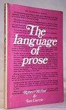 The Language Of Prose