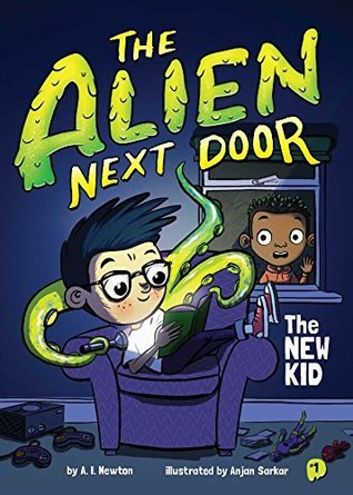 #1: The New Kid (The Alien Next Door)