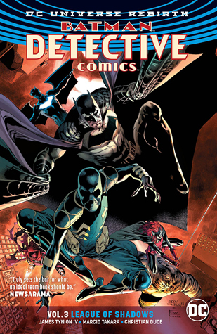 Batman: Detective Comics, Volume 3: League of Shadows