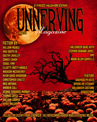 Unnerving Magazine Issue #4