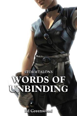 Words of Unbinding: A Stormtalons Novel