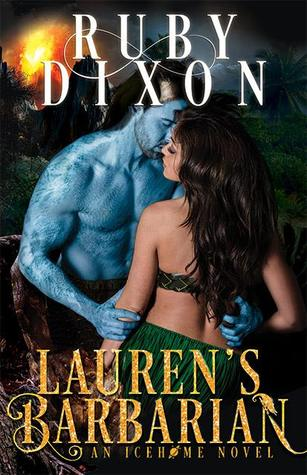 Lauren's Barbarian (Icehome, #1)